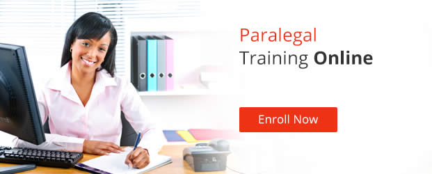Paralegal Training Online