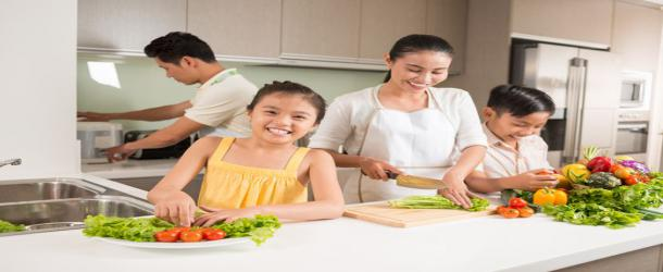 Keeping Families Healthy with Nutrition
